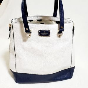 Kate Spade Cove Street Colorblock Airel Tote Bag